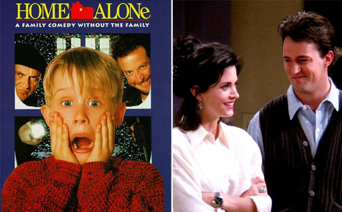 Did You Know Home Alone & Friends Had A Connection? FansPoint It Out(Pic credit: Still from episode)