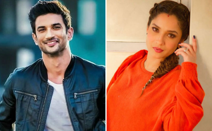 Dil Bechara: Ankita Lokhande's Tribute To Sushant Singh Rajput On His Journey From Pavitra Rishta Is Endearing!