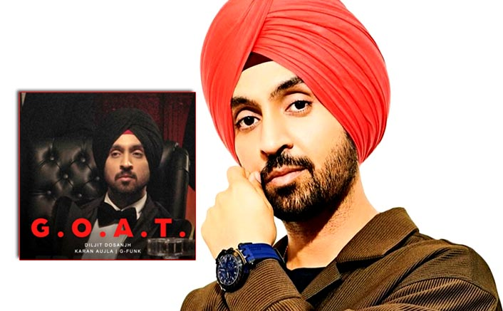 Diljit Dosanjh's Latest Single 'G.O.A.T' Trends At No. 1 In 7 Countries, Gets 11 Million Views In Less Than 24 Hours