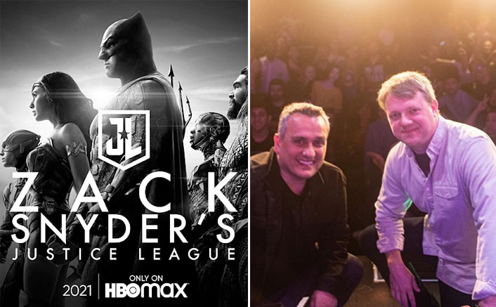 Avengers: Endgame Co-Director Joe Russo Opens Up About The Release Of Justice League: Snyder Cut On HBO Max
