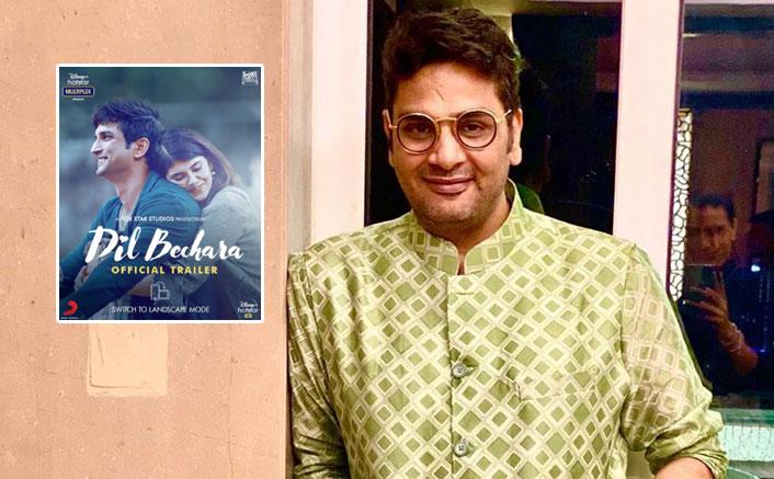 Director Mukesh Chhabra recalls starting 'Dil Bechara' shoot two years ago