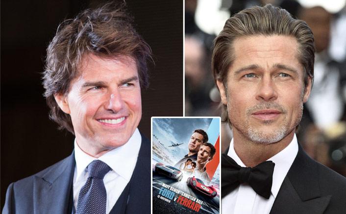 Brad Pitt, Tom Cruise Were Doing Ford V Ferrari Before Christian Bale, Matt Damon