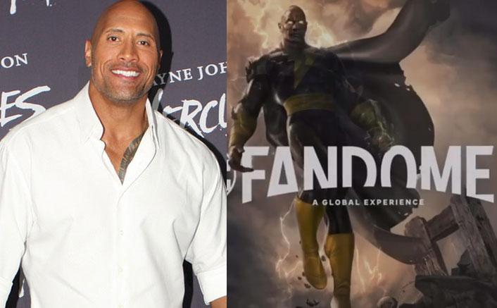 Dwayne Johnson Looks Every Bit Powerful As Black Adam In This Fan Art!