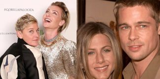 Ellen DeGeneres' Wife Portia de Rossi Compared Their Divorce Rumours To Brad Pitt & Jennifer Aniston!