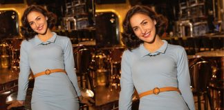 Elli AvrRam announces her next big project on her birthday; joins the star-studded cast of Gaurang Doshi's web series 7th sense
