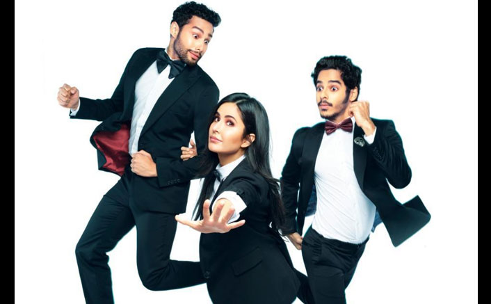 Phone Bhoot: Get Ready To Go On A Scary & Hilarious Ride With Katrina Kaif, Ishaan Khatter & Siddhant Chaturvedi