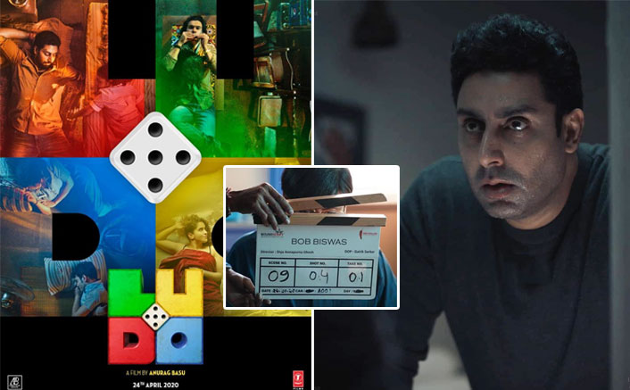 EXCLUSIVE! Abhishek Bachchan Opens Up On Ludo & Bob Biswas Release(Pic credit: bachchan/Instagram)
