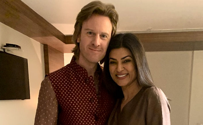 Alex O'Nell EXCLUSIVE On Working With Sushmita Sen In Aarya