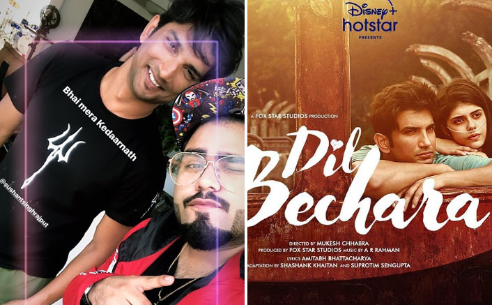 "EXCLUSIVE! Dil Bechara Actor Deepak Kalra On Sushant Singh Rajput: ""He Gave Me His Number..."""