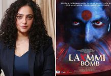 EXCLUSIVE! Nithya Menen Was Amongst The FIRSTS To See Akshay Kumar's Laxmmi Bomb Poster
