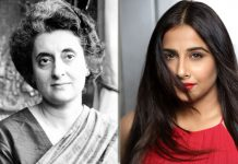 "EXCLUSIVE! Vidya Balan Wants To Play Indira Gandhi In Her Biopic: ""Hope That Dream Materializes Some Day"""