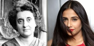 """EXCLUSIVE! Vidya Balan Wants To Play Indira Gandhi In Her Biopic: """"Hope That Dream Materializes Some Day"""""""