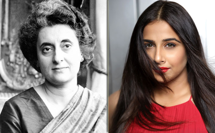 "Vidya Balan Wants To Play Indira Gandhi In Her Biopic: ""Hope That Dream Materializes Some Day"""
