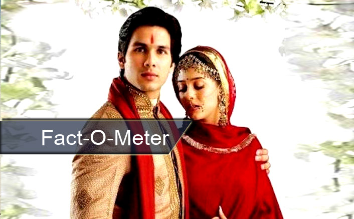 Fact-O-Meter: 6 Box Office Facts About Shahid Kapoor & Amrita Rao Starrer Vivah That You Must Know