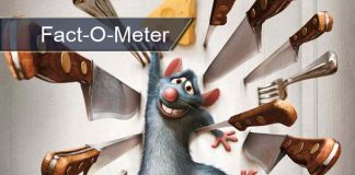 Fact-O-Meter: Did You Know? After Ratatouille's Success Rat Sales Increased By As Much As 50%