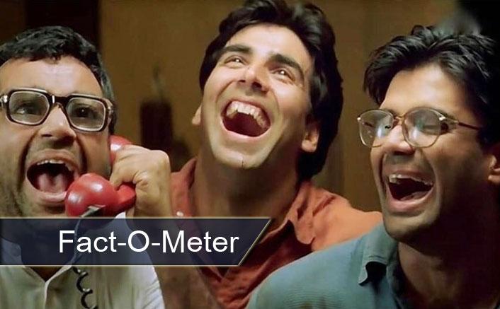 Fact-O-Meter: Did You Know? Akshay Kumar, Paresh Rawal & Suniel Shetty's Hera Pheri Was Titled THIS Initially