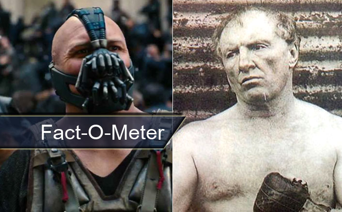 Fact-O-Meter: Did You Know? For The Dark Knight Rises, Tom Hardy Was Inspired By The Accent Of Bartley Gorman