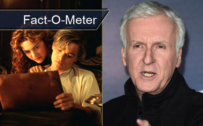 Fact-O-Meter: Did You Know? In Titanic, Kate Winslet's N*de Was Originally Sketched By James Cameron
