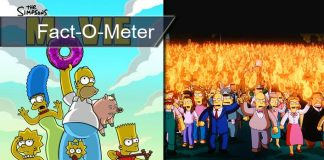 Fact-O-Meter: Did You Know? The Simpsons Movie's Script Was Revised For More Than 150 Times