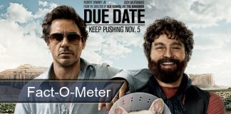 Fact-O-Meter: Did You Know? Todd Phillips' Due Date Had One Real Life Connection Of Zach Galifianakis