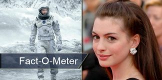 Fact-O-Meter: Did You Know? While Filming Interstellar, Anne Hathaway Was Just 5 Minutes Away From Dying