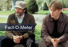 Fact-O-Meter: Remember Good Will Hunting's Park Bench Graced By Matt Damon & Robin Williams? It Served THIS Purpose Post Williams' Death