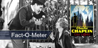 Fact-O-Meter: When Charlie Chaplin Called For 342 Takes From Virginia Cherrill For A 3-Minute Scene