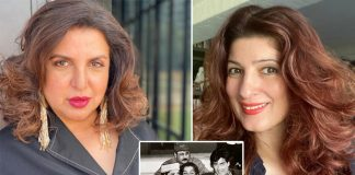 Farah Khan tries to 'embarrass' Twinkle Khanna with old pics