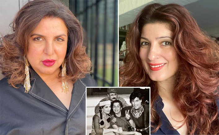 Farah Khan Attempts To Embarrass Twinkle Khanna With A Throwback Pic, Check Out!