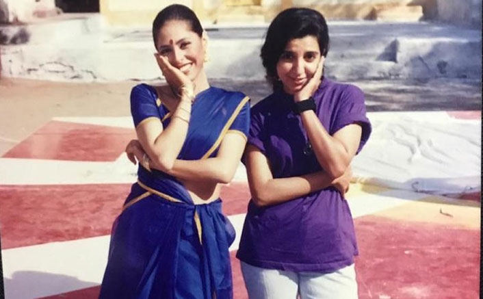 "Farah Khan To Choreographer Geeta Kapur: ""You Made A Mother Out Of Me Way Before I Had My Kids"""