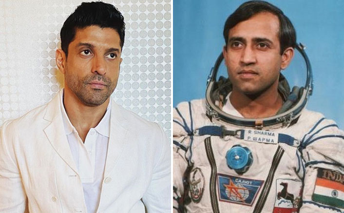 Rakesh Sharma Biopic: After Sushant Singh Rajput & Shah Rukh Khan, Farhan Akhtar Comes On Board To Play The Titular Role