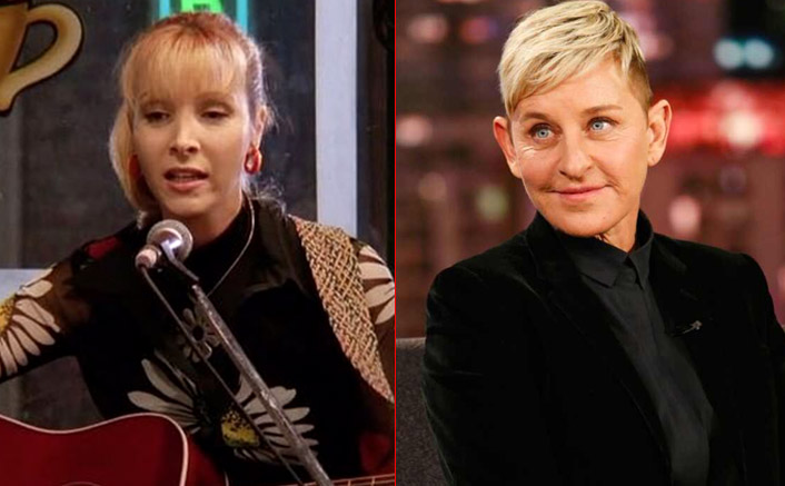 FRIENDS: Ellen DeGeneres Was Supposed To Play Lisa Kudrow's Phoebe! TRUE OR FALSE?