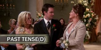 When FRIENDS Episodes Promoted Transphobic Jokes In The Episode Ft. Courteney Cox & Matthew Perry's Wedding – PAST TENSE(D)