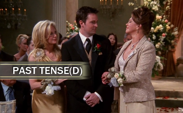When FRIENDS Promoted Transphobic Jokes In The Episode Ft. Courteney Cox & Matthew Perry's Wedding – PAST TENSE(D)