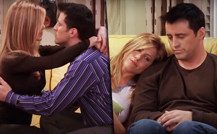 FRIENDS: Jennifer Aniston & Matt LeBlanc Used To Have SECRET Makeout Sessions On The Sets, Reveals Joey's Real-Life Dad!