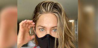 "FRIENDS' 'Rachel' Jennifer Aniston Tells People To Be Careful, Says ""Wear A Damn Mask"""