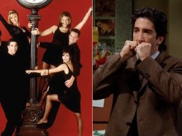 FRIENDS' 'Ross' David Schwimmer AKA Ross FORGETS The Total Number Of Friends On The Show & Thankfully It's A Joke