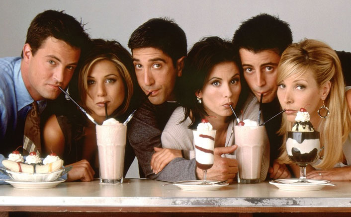 FRIENDS Trivia: Here's How Much Time It Took To Shoot A Single Episode Of The Show