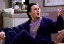 FRIENDS: When Matthew Perry AKA Chandler Bing Made Every One Us CRY Like A Baby
