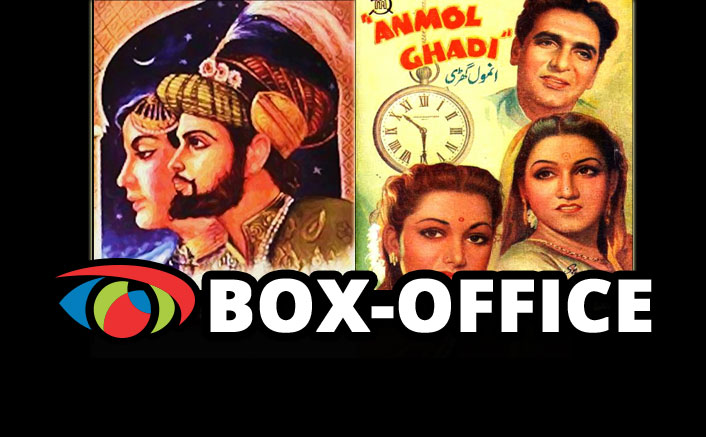 From Noor Jehan's Anmol Ghadi To K.L Saigal's Shah Jehan, Top 10 Bollywood Grossers Of 1946