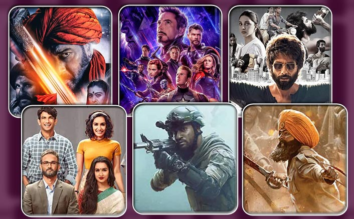 From Uri To Tanhaji - The Kings Of Good Times: Koimoi Pre-Pandemic Select List Has The MUST WATCH Movies From Before The Lockdown
