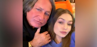 Gigi Hadid's Father Does The Most 'Fatherly' Thing By Covering Up Her Baby Bump With An Emoji