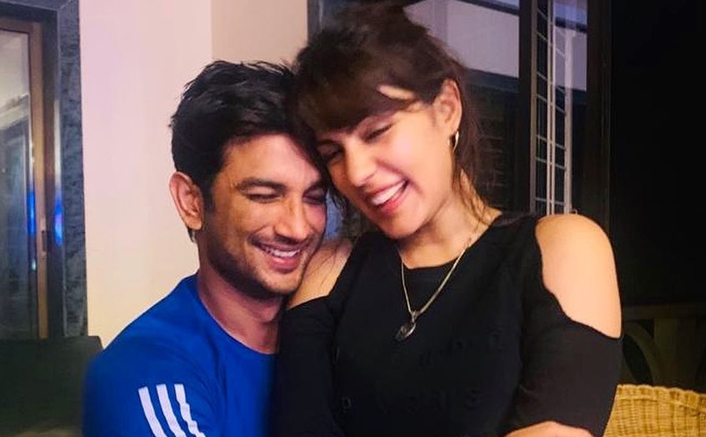Girlfriend Rhea remembers Sushant on day of his last release