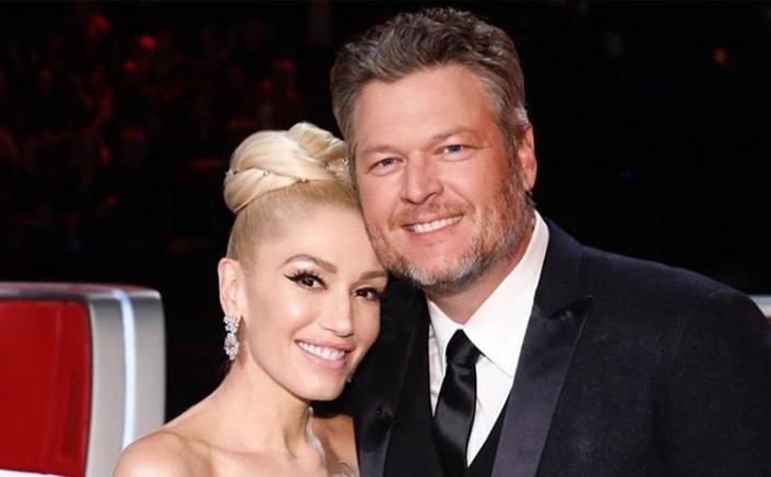 Gwen Stefani & Blake Shelton Release New Song 'Happy Anywhere'