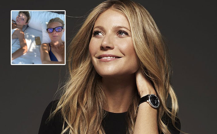 Gwyneth Paltrow Shares A Sun-Kissed Selfie With Her Daughter Apple