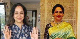 Hema Malini quashes rumours of ill health in video post