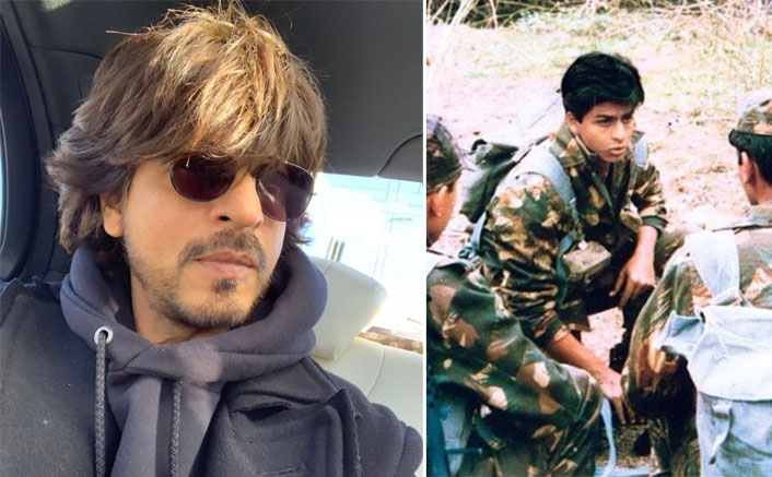 Here's How Fauji Director Fixed Shah Rukh Khan's Habit Of Being Late