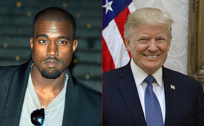 POTUS Donald Trump Feels At The End Kanye West Will Support Him Over Anyone Else