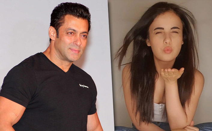 Radhika Madan Gets Inspired From Salman Khan & Captions Her Latest Instagram Post
