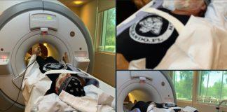 Hulk Hogan Undergoes An MRI, Fans Pour In Good Health Wishes